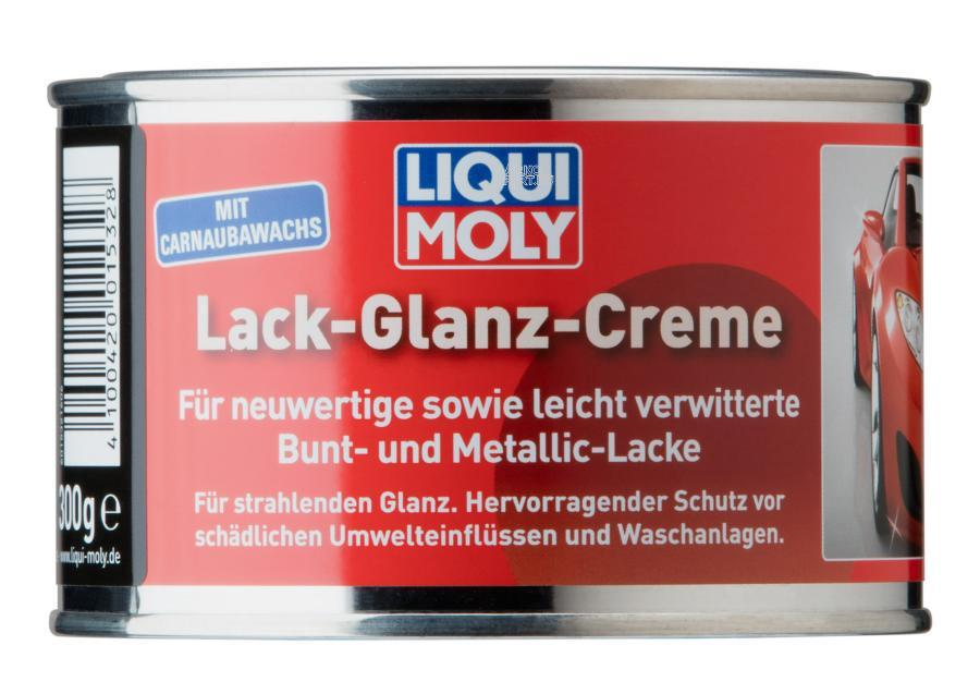 Полироль д/глянцевых поверхностей Lack-Glanz-Creme (0,3л)