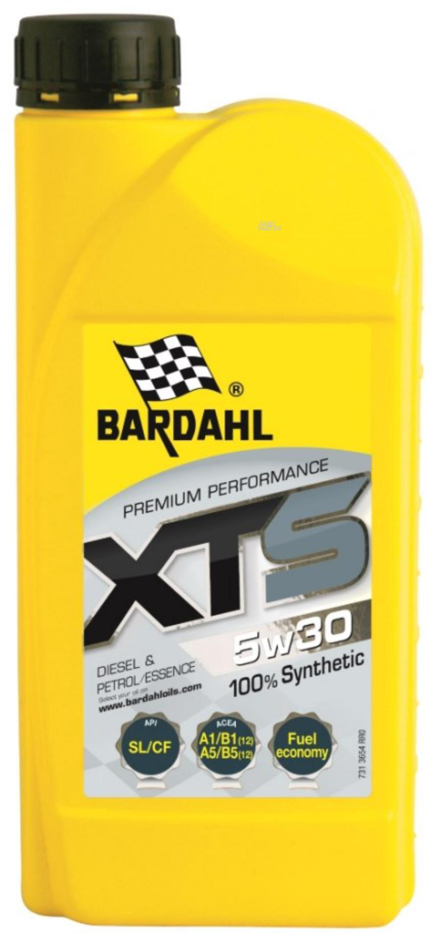 5W30 XTS SL/CF 1L (синт. моторное масло)