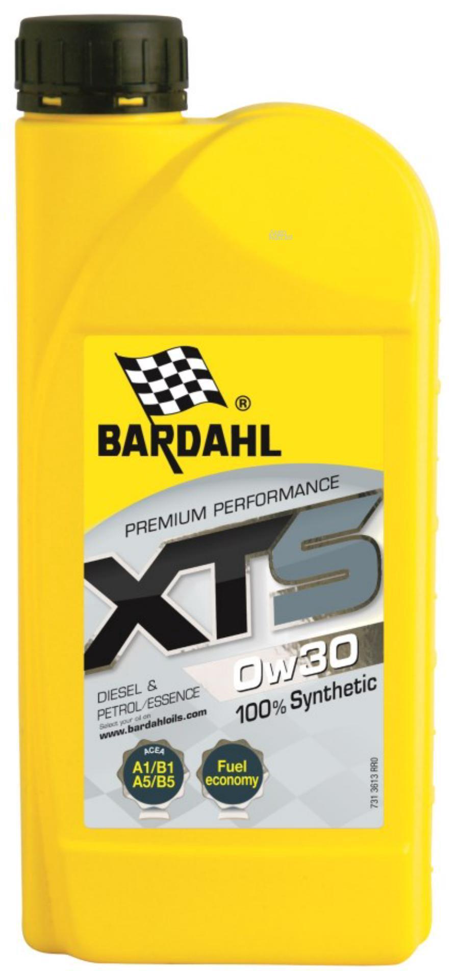 0W30 XTS A1/B1 A5/B5 1L (синт. моторное масло)