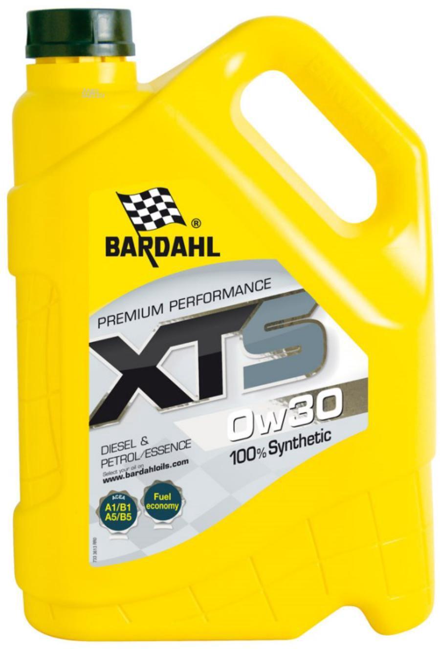 0W30 XTS A1/B1 A5/B5 5L (синт. моторное масло)