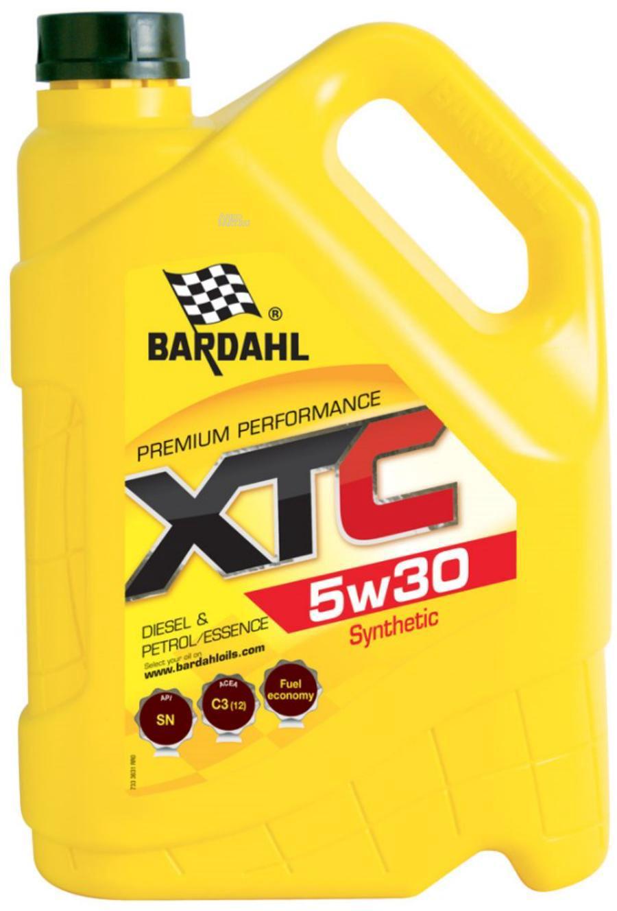 5W30 XTC SN 5L (синт. моторное масло)