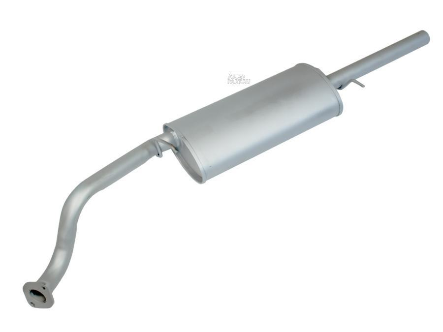Глушитель Chevrolet Lanos овальный НОРМА FOBOS 3585