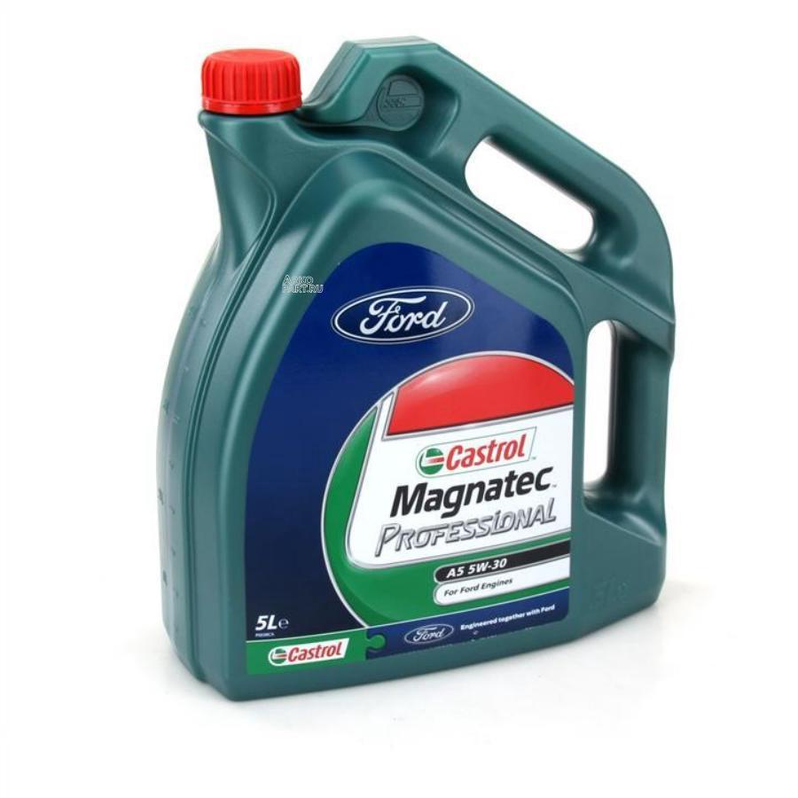 МАСЛО МОТОРНОЕ Ford-Castrol Magnatec Professional