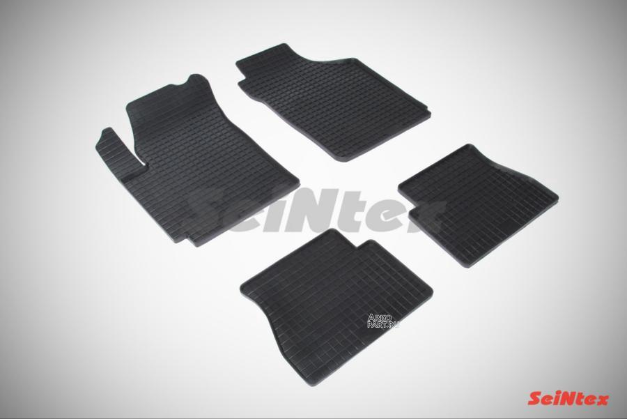 Резиновые коврики Сетка для KIA Picanto 2005-2011