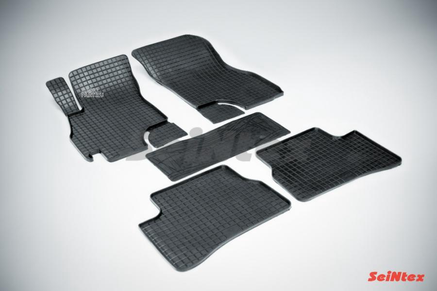 Резиновые коврики Сетка для Hyundai Accent 1999-2012