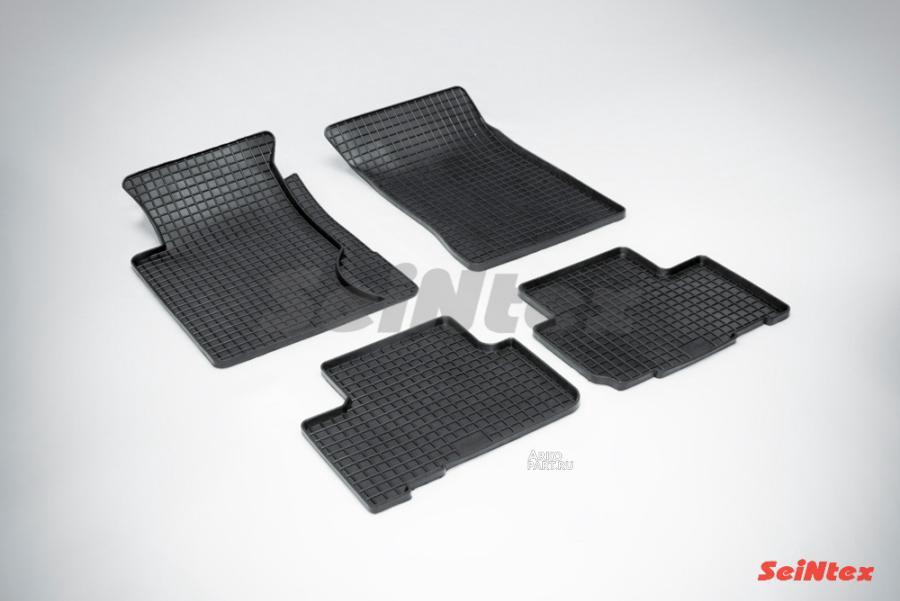Резиновые коврики Сетка для Ssang Yong Rexton 2002-2012