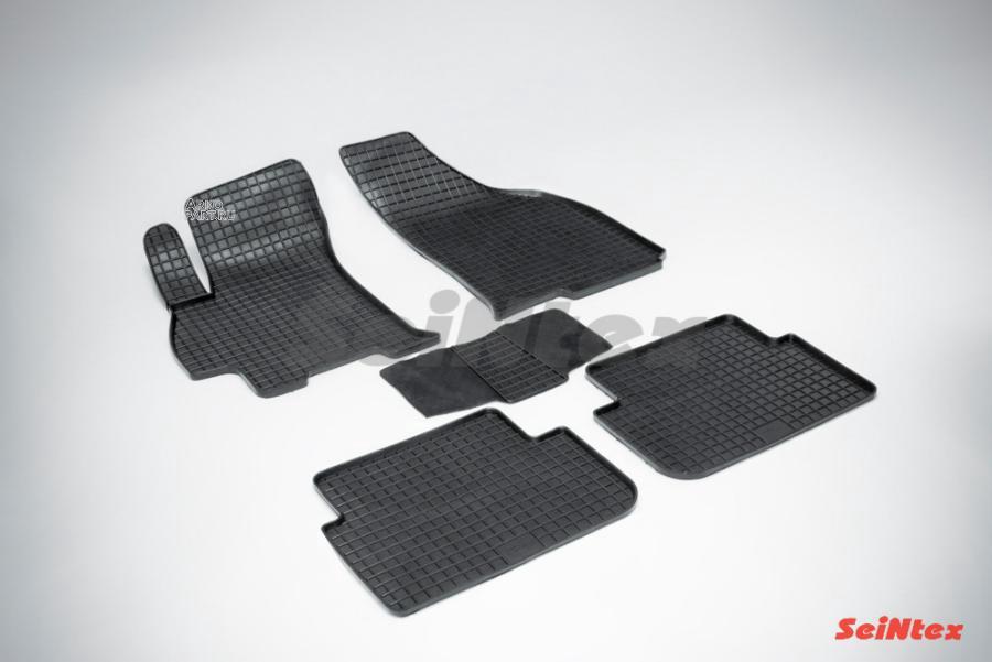 Резиновые коврики Сетка для Daewoo Lanos 1997-2009