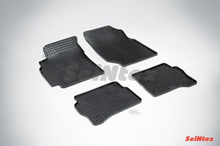 Резиновые коврики Сетка для Nissan Almera classic (B10) 2006-2013
