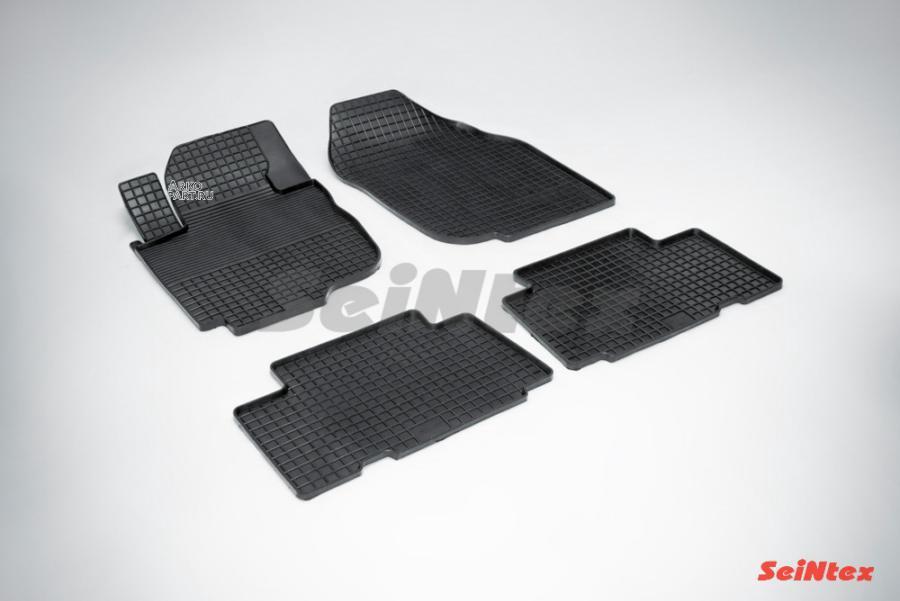 Резиновые коврики Сетка для Toyota RAV4 III 2006-2012