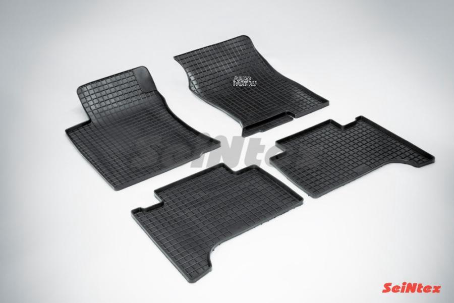 Резиновые коврики Сетка для Toyota Land Cruiser Prado J120 2002-2009