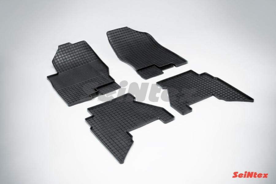 Резиновые коврики Сетка для Nissan Pathfinder III 2004-2014