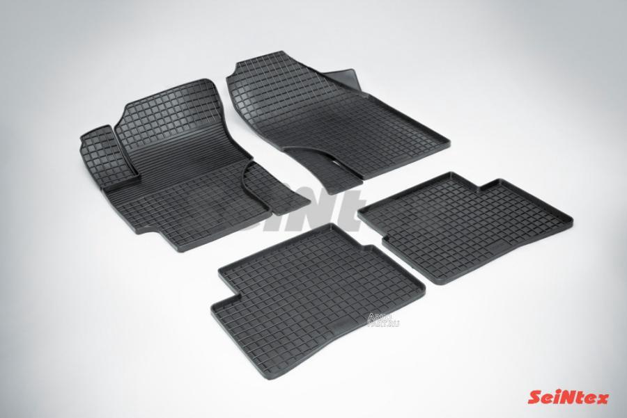 Резиновые коврики Сетка для Hyundai Verna 2005-2010