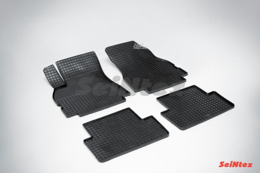 Резиновые коврики Сетка для Renault Megane II 2002-2008