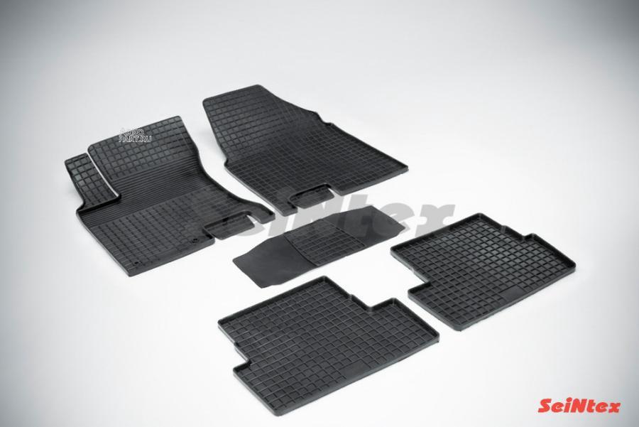 Резиновые коврики Сетка для Nissan Qashqai 2007-2014