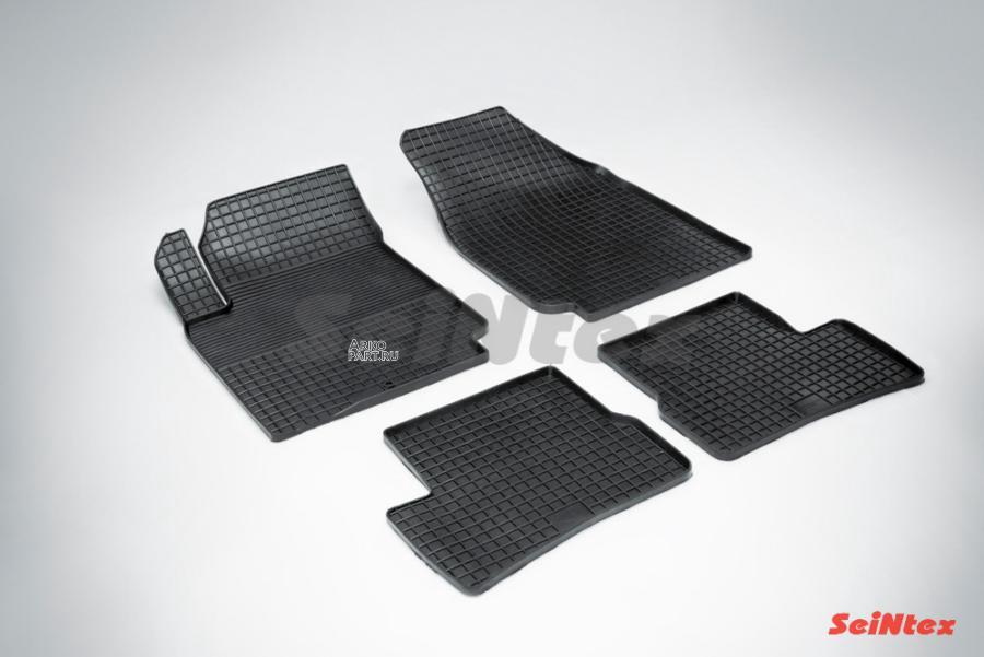 Резиновые коврики Сетка для Nissan Micra (K12) 2003-2010