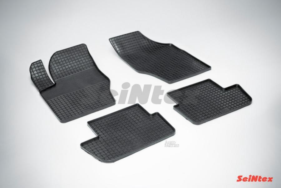 Резиновые коврики Сетка для Peugeot 307 2001-2008