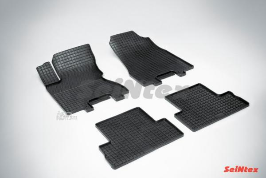 Резиновые коврики Сетка для Nissan X-Trail (T31) 2007-2015