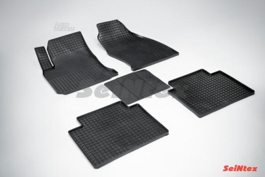 Резиновые коврики Сетка для Hyundai Matrix 2001-2010