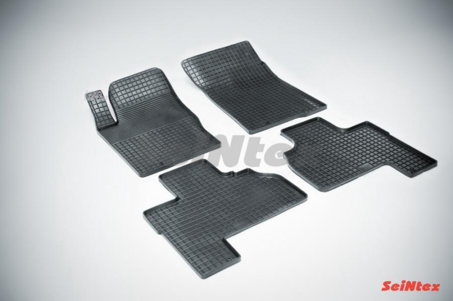 Резиновые коврики Сетка для Ssang Yong Actyon 2007-2010