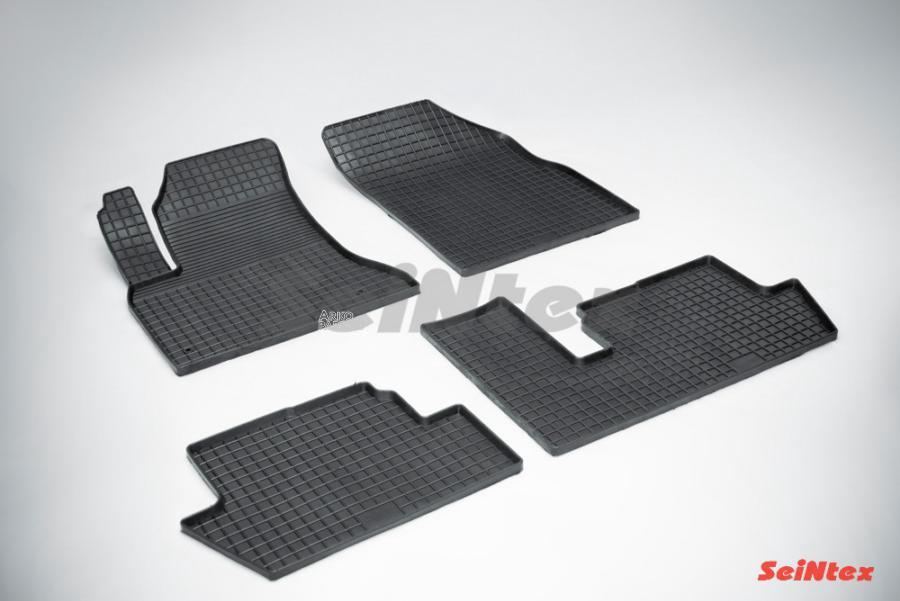 Резиновые коврики Сетка для Citroen C4 Picasso 2006-н.в.
