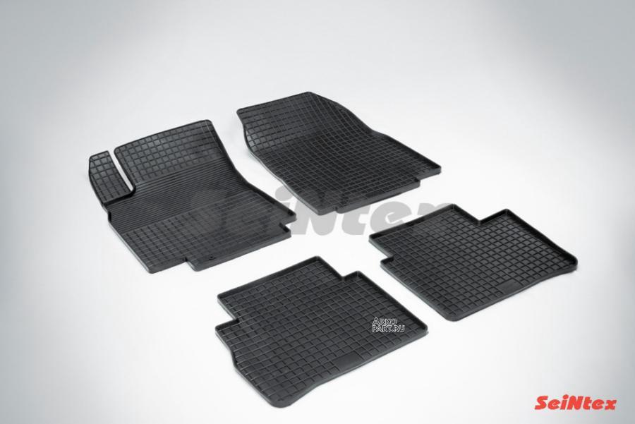 Резиновые коврики Сетка для Nissan Tiida 2007-2014