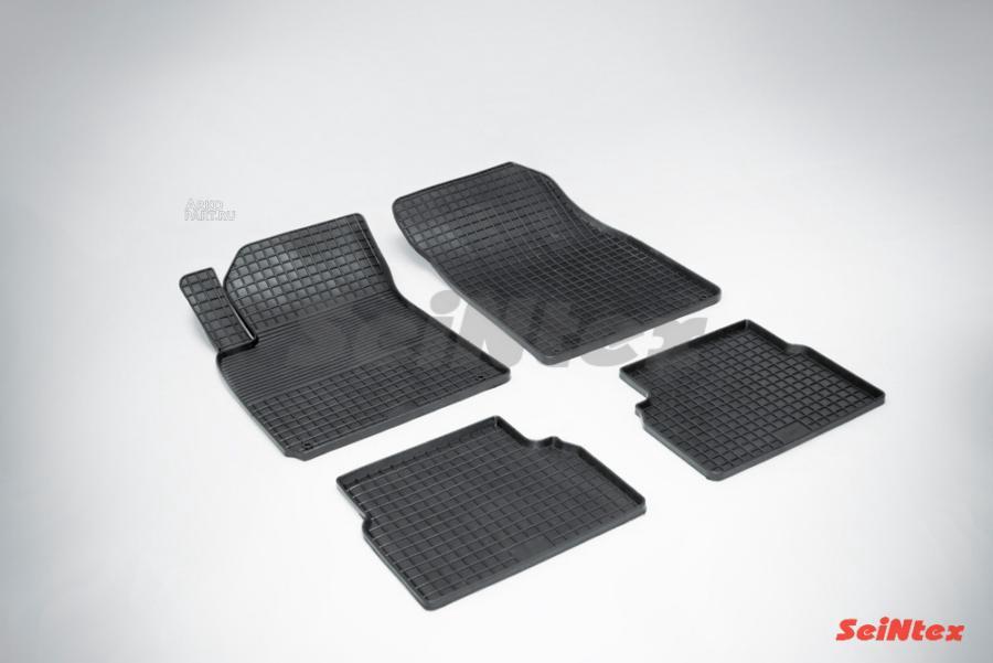 Резиновые коврики Сетка для Cadillac BLS 2006-2009