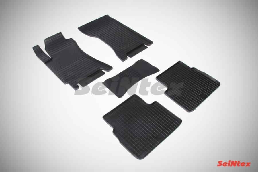 Резиновые коврики Сетка для Subaru Forester II 2002-2008