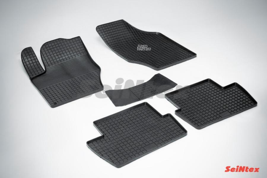 Резиновые коврики Сетка для Peugeot 408 2012-н.в.
