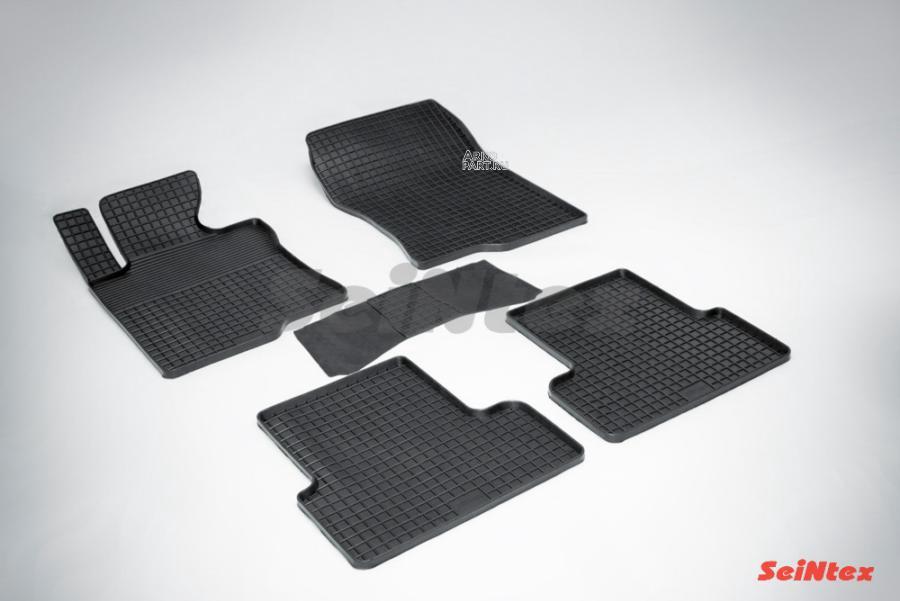 Резиновые коврики Сетка для Honda Accord VIII 2008-2013