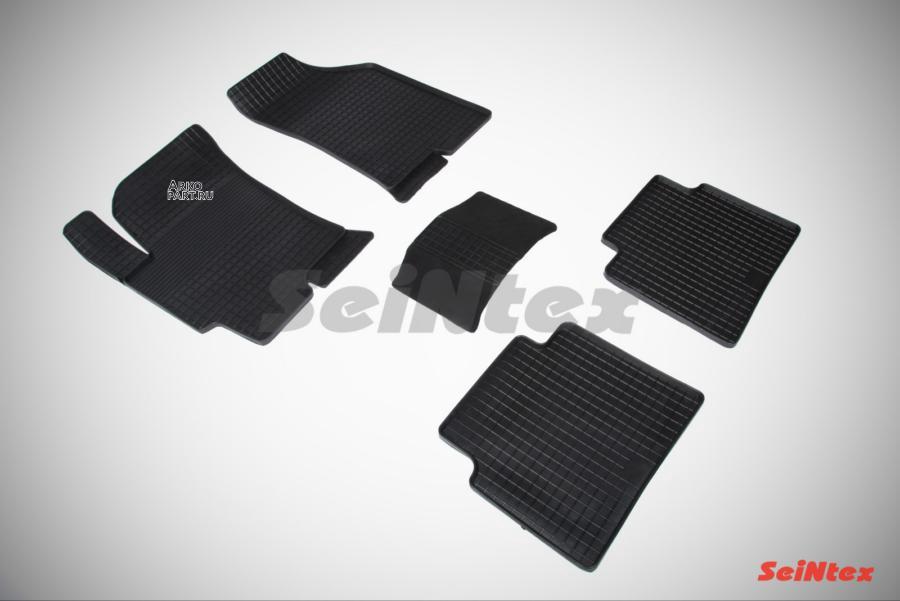 Резиновые коврики Сетка для Hyundai Elantra XD (Та) 2008-н.в.