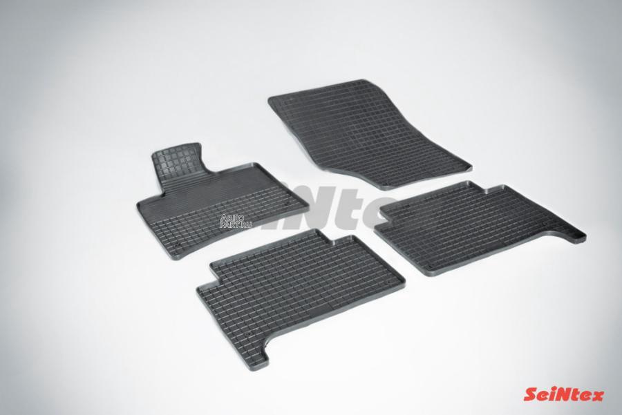 Резиновые коврики Сетка для Audi Q7 2005-2015