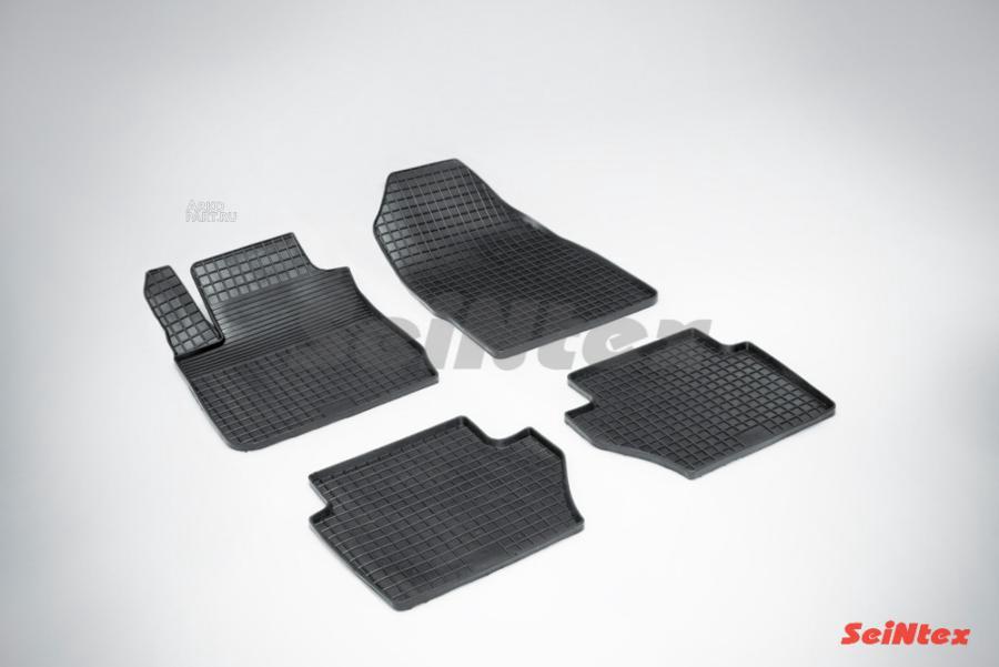 Резиновые коврики Сетка для Ford Fiesta 2008-2014