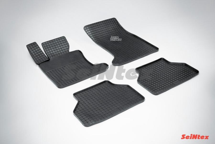 Резиновые коврики Сетка для BMW 5 Ser E-60 2003-2010