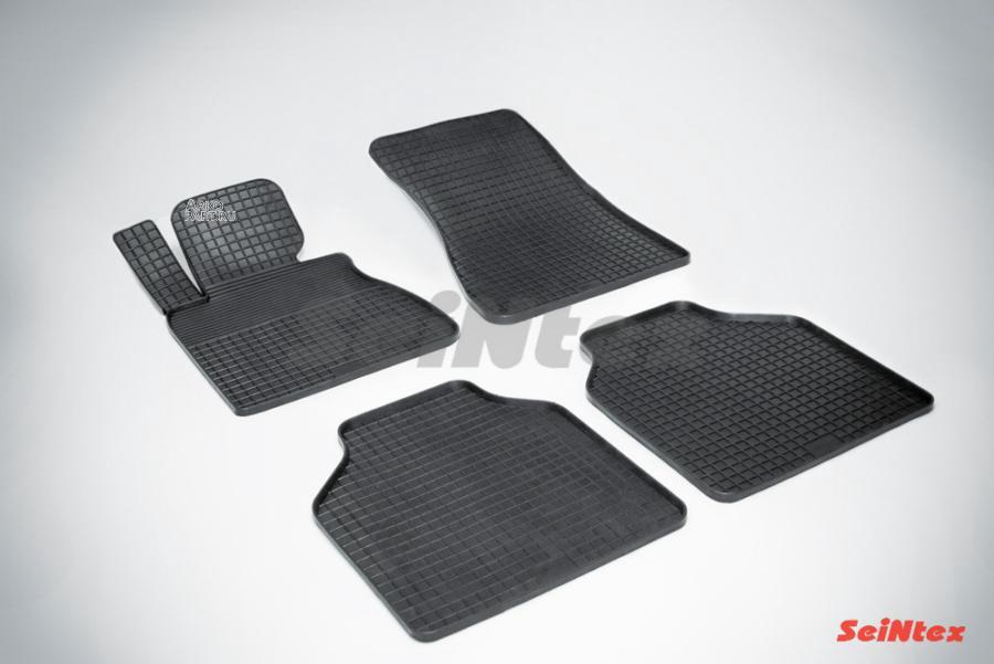 Резиновые коврики Сетка для BMW 7-Ser E-66L 2001-2008