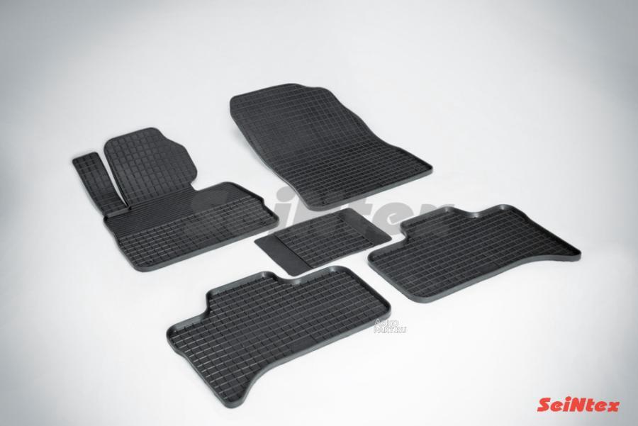 Резиновые коврики Сетка для BMW X-5 E-53 2000-2006