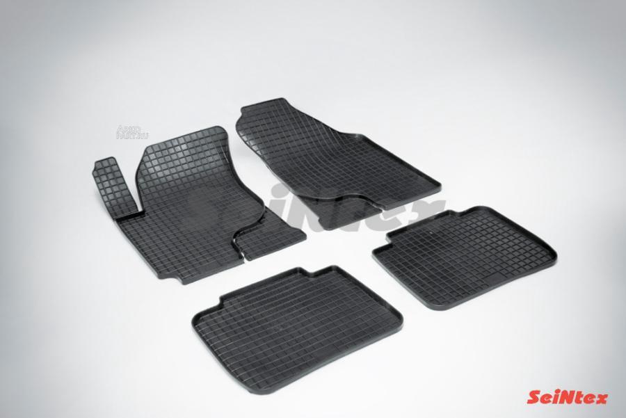 Резиновые коврики Сетка для KIA Cerato 2004-2009
