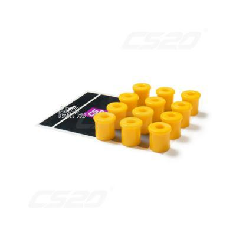 Втулки -2410, 3110 рессоры полиуретан