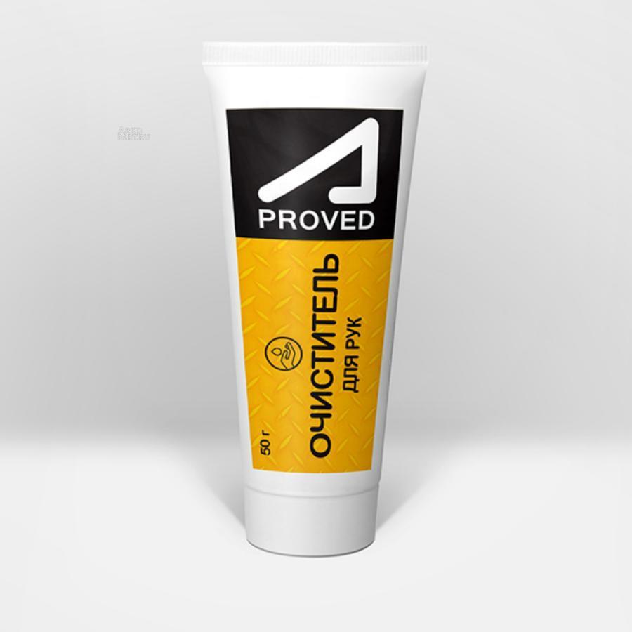 Очиститель для рук туба 50г A-PROVED APD0202