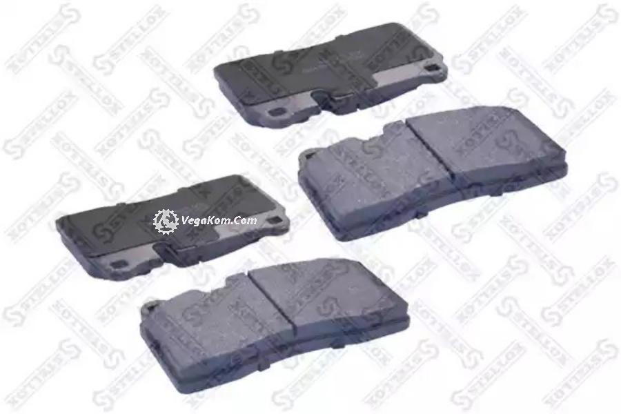 Колодки передние vw touareg range rover 3.2-4.2i 3.0tdi 05-