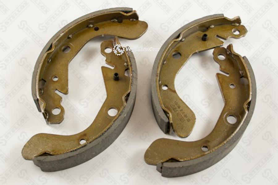 Колодки задние chevrolet aveo cobalt 1.2-1.6 11- для d. 14