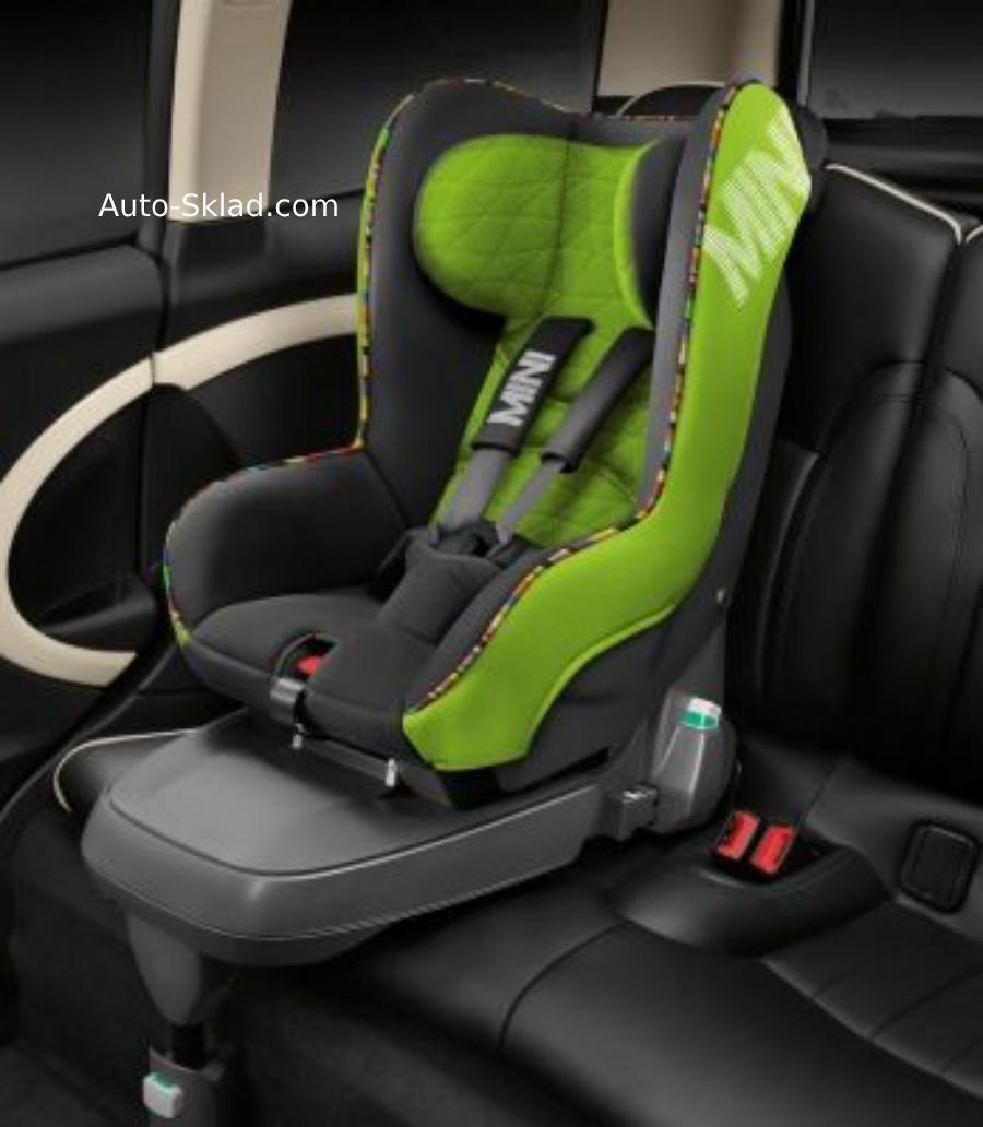 Детское автокресло Mini Junior Seat Group 1 Vivid Green