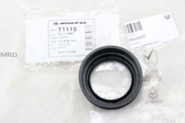 Сальник полуоси RR TY Dyna/ToyoAce 85-01, HiLux/Surf 130/18# -00, LCR LJ70, HiAce/Regius 89- (Out)