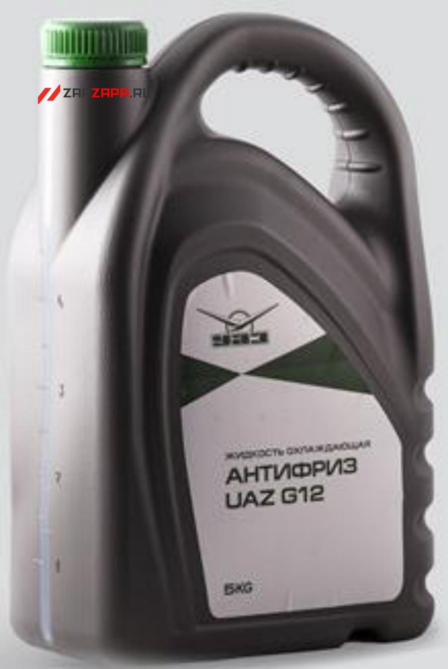 Антифриз UAZ G12 5л