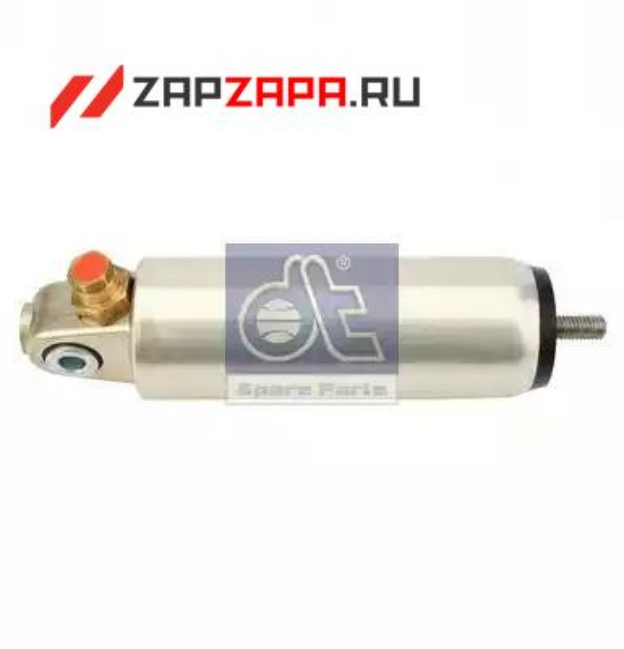 Цилиндр пневматический! моторного тормоза\MB TGL/TGM/TGA/TGX