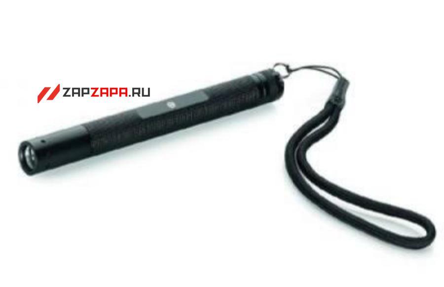 Карманный фонарик Volkswagen Slim Pocket Flashlight Black