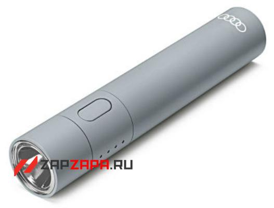 Cветодиодный фонарик с батареей Audi LED
