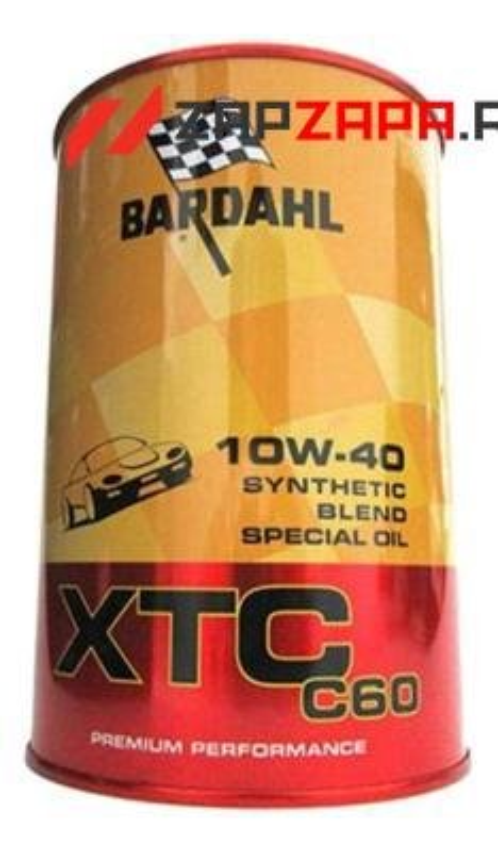 10W40 SN/CF XTC C60 BLEND 1L (специальное синт. моторное масло)