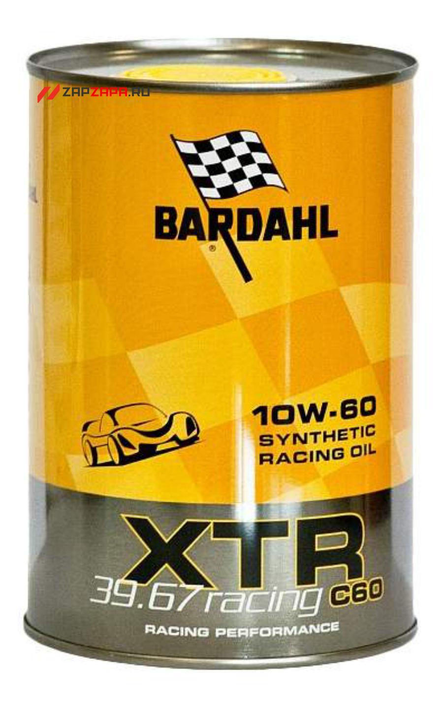 10W60 XTR C60 RACING 39.67 1L (специализированное синт. моторное масло)