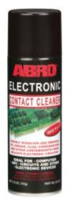 Жидкость очиститель электронных контактов 163г.