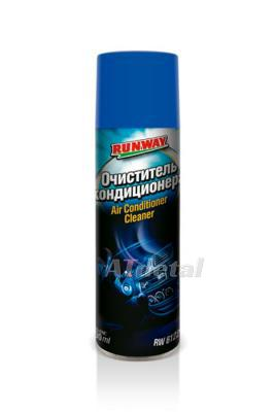 Очиститель кондиционера  300мл аэрозоль